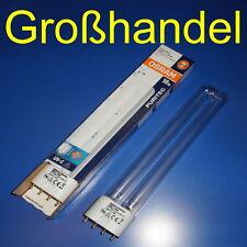 UV-C rendimiento OSRAM puritec HSN l 18w lámpara zócalo 2g11 teichklärer lámpara de reemplazo haz-V