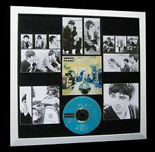 OASIS+Definitely Maybe+LTD+GALLERY QUALITY FRAMED+EXPRESS GLOBAL SHIP+Not Signed