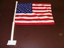 Team USA 2010 World Cup Fifa Soccer Car Flag New