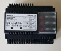 Siedle NG 602-0 Netzgleichrichter Line rectifier  230V 50/60Hz 41VA IP20