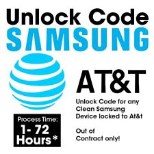Factory Unlock Code At&t ATT for Samsung Galaxy Note Edge SM-N915A Desbloqueo