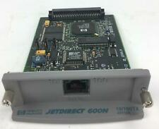 HP JetDirect 600N Network Card J3113A 10/100 ethernet