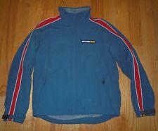 L@@K! BOYS ABERCROMBIE FLEECE LINED WINTER COAT JACKET INSIDE POCKETS BLUE XL