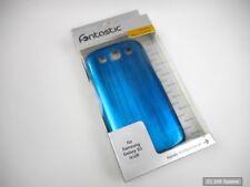 Fontastic Hardcover, Case, für Samsung Galaxy S3, SIII i9300, blau metallic, NEU