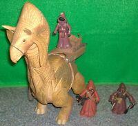 Star Wars Tatooine Ronto + Black Series Jawa Action Figure Lot - USED