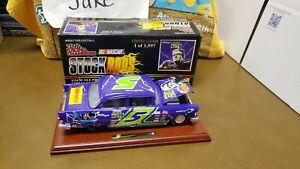 NIB TERRY LABONTE #5 FRANKENSTEIN NASCAR STOCK CAR 1/24 RACING CHAMPIONS BEL AIR