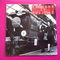 """E420, Holiday, Madonna, 7""""45rpm Single, Excellent Condition"""