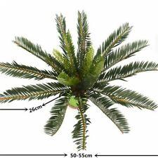 Artificial Palm Tree Green Large Leaf Plants Plastic Leaves Garden Decoration