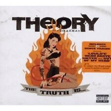"THEORY OF A DEADMAN ""THE TRUTH IS..(SPECIAL EDT)""CD NEU"