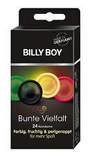BILLY BOY Bunte Vielfalt, 24er Packung