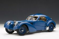 Autoart 70942 - 1/18 Signature Bugatti 57s Atlantic 1936 (Blue/spoked Wheels)