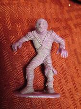 Original Vintage MPC Halloween Purple Mummy Monster Plastic Figurine