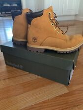 Timberland Womens Waterville Closed Toe Ankle Fashion Boots, Wheat, Size 6.0 PCr