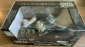 Forces of Valor 1/32, Die Cast US M4A3 Sherman Tank, Normandy 1944, #80035 - NIB
