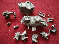 40k Forge World Squiggoth With Kannon & Extra Grotz