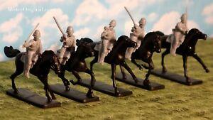 Armies in Plastic Northwest Frontier (1880) British 19th Hussars 1/32