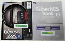 SUPER NES Book + GENESIS SEGA Book All You Need To Know NINTENDO Game Changer