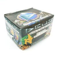 Boite de display - **Vide** - Cartes DEUS Le jeu mythique - Officiel