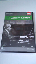 NEW DVD: KEMPFF: SCHUMANN ARABESKE, PAPILLONS; BEETHOVEN PIANO SONATAS 14,17,27