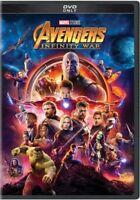 Avengers: Infinity War (DVD,2018)