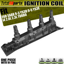 Ignition Coil Pack for Saab 9-3 1998-2002 9-5 1997-2009 2.0L 2.3L Turbo 9197559