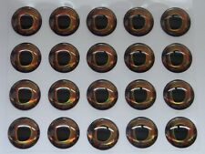 50 x 12mm real lifelike 3d fish eyes for lures,flies,bass,pike,trout(SET B)