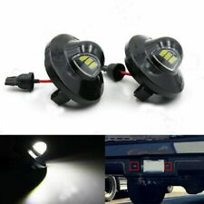LED License Plate Lights for Ford F150 Expedition Explorer Ranger Lincoln Pair