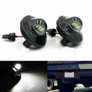 LED License Plate Lights for Ford F150 Expedition Explorer Ranger Lincoln Pair