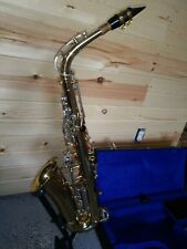 Buescher by Selmer Model 200 Alto Saxophone in Playing Condition with Case