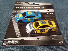 NASCAR Authentics 1/87 Wave 2 Dale Earnhardt Jr. #8 &  #88