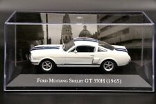 Altaya 1:43 Ford Mustang Shelby GT 350H 1965 Diecast Models Car Collection White