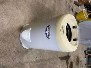 White Knight Spin Dryer 28009W only used twice bargain no reserve