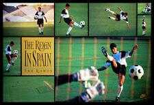 Tab Ramos THE REIGN IN SPAIN Real Betis 1993 Vintage Original NIKE POSTER
