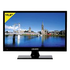 TV LED 12V MAJESTIC 15,6 POLLICI MP10 DVIX USB DVB-T/T2 HD DVB-S/S2 HD