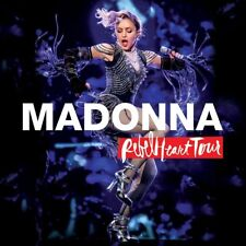 MADONNA - REBEL HEART TOUR (2CD)  2 CD NEUF