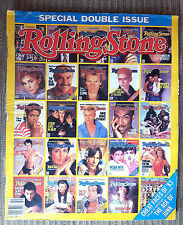 Rolling Stone Magazine Double Issue # 411/412 December 22, 1983