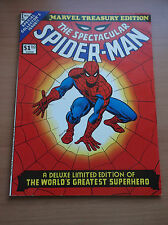 MARVEL TREASURY EDITION: THE SPECTACULAR SPIDER-MAN #1, 1974, VF (8.0)!!!