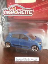 RENAULT TWINGO Blu Blue 206C Majorette Street Cars New Nuova Rare Scala 1:54