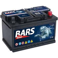 BARS Starterbatterie 12V 85 Ah ersetzt 66Ah 68Ah 70Ah 72Ah 74Ah 80Ah 85Ah