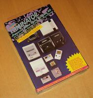 Sammler 1993 Nintendo NES SNES Sega NAKI Universal Cleaning Kit NEU SEALED NEW