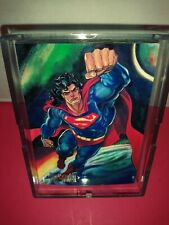SUPERMAN 1994 SKYBOX MASTER SERIES COMPLETE BASE CARD SET 1-90 CARDS NEW