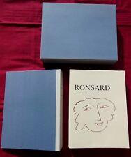 FLORILEGE DES AMOURS DE RONSARD - Henri MATISSE - Edito Service