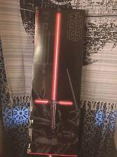 Star Wars The Black Series Master Kylo Ren FX Deluxe Lightsaber Prop Replica