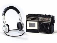 Jason Siu & ACI toys 1/6 Scale Hip-Hop Headphones & Radio F 12'' Action Figure