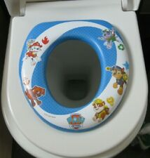 Paw Patrol Toilet Trainer Seat Fits Over Existing Toilet Seat