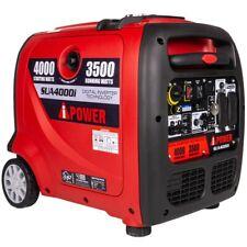 A Ipower Sua4000i 3500 Watt Portable Inverter Generator Carb