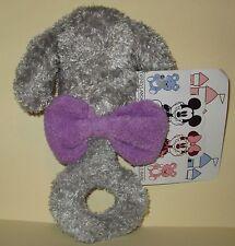 Disney EEYORE Ultra Soft Baby Rattle Very RARE