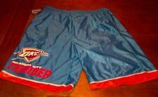OKLAHOMA CITY THUNDER OKC NBA BASKETBALL SHORTS 2XL XXL NEW w/ TAG