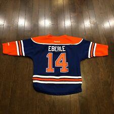 0cd9a2c3f2d Jordan Eberle Edmonton Oilers Jersey NHL Fan Apparel & Souvenirs for ...