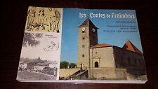 LES CONTES DE FRAIMBOIS - Jean Lanher 1979 - Meurthe-et-Moselle Lorraine